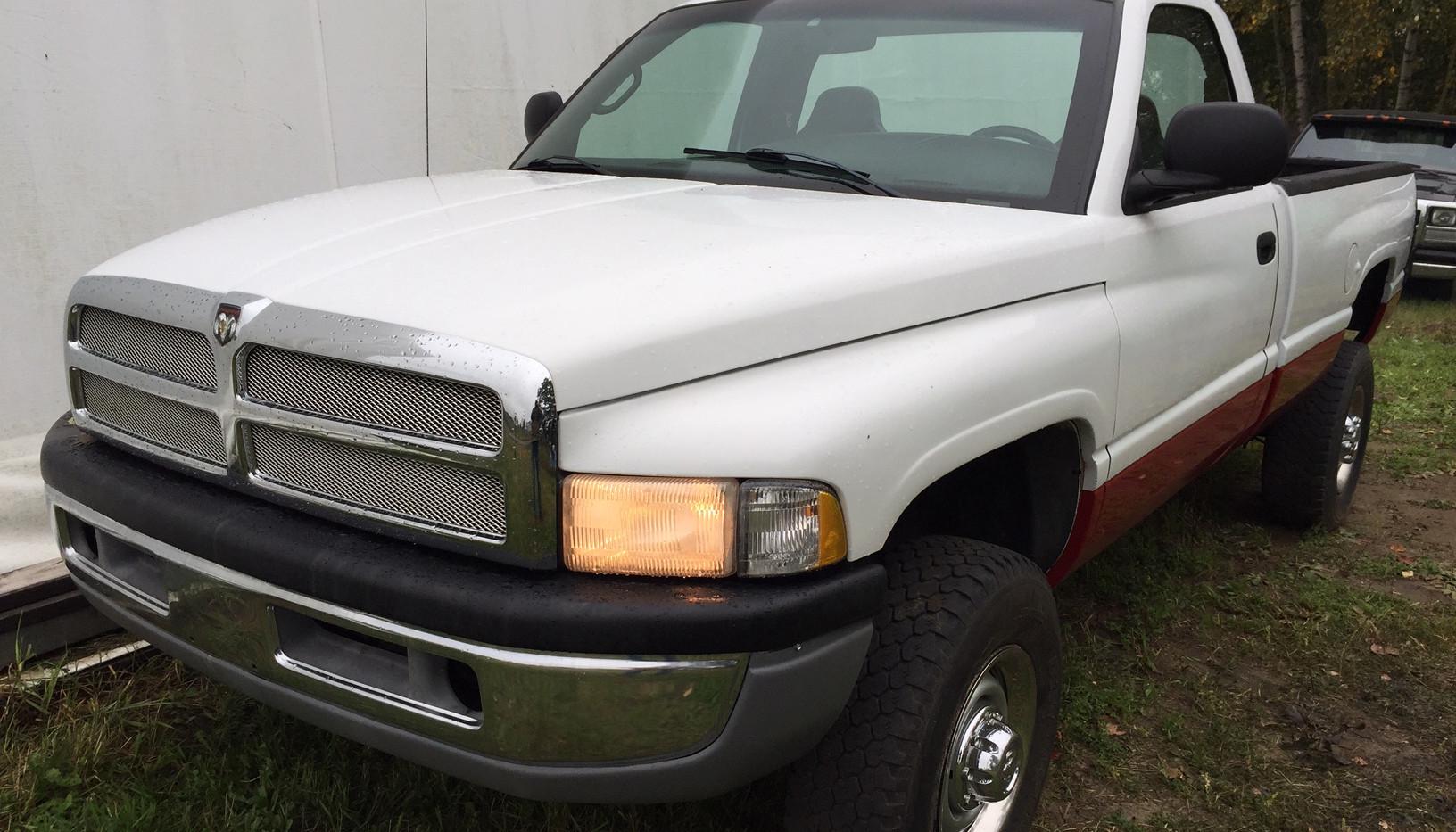 2000 Dodge 2500 Cummins Diesel 4x4
