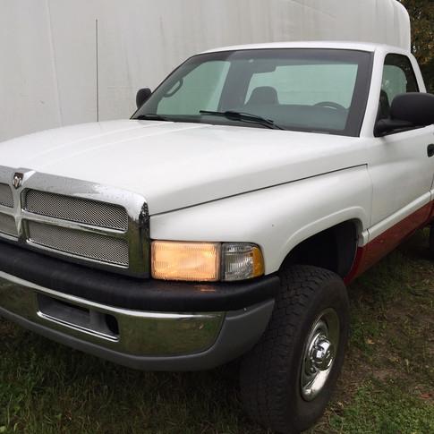 SOLD $13,500 2000 Dodge 2500 4x4 Cummins Diesel