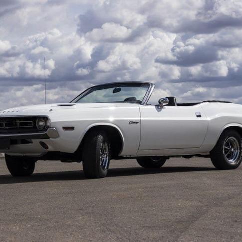 1971 Dodge Challenger 383 Convertible