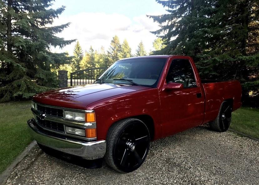 1997 Chevrolet 1500 NO RESERVE