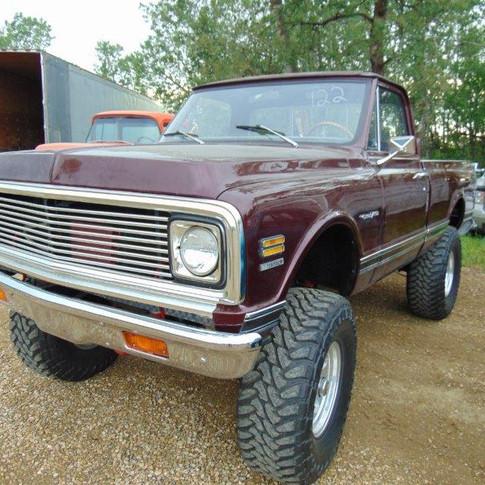 1972 Chevrolet 4x4 Half Ton Dump Truck (Custom Built)