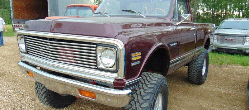 1972 Chev Pickup