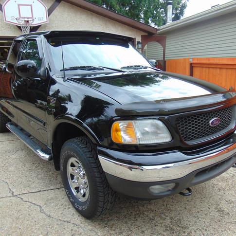 2003 Ford F150 XLT 7700