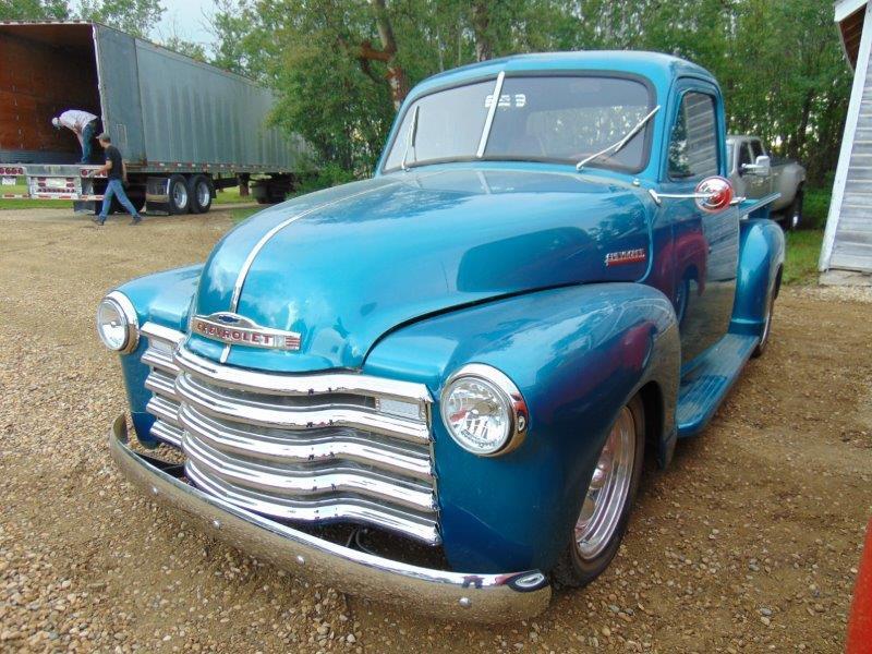 1952 Chevrolet Pick Up