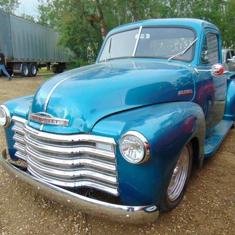 1952 Chevrolet Half Ton Pick-Up