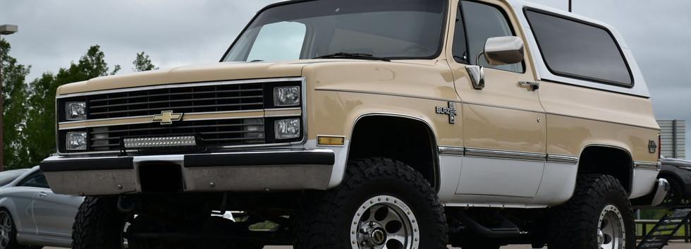 1984 Chevrolet Blazer K5 Custom