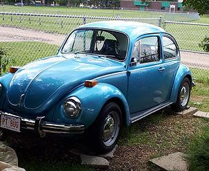 1971 Volkswagon Super Beetle