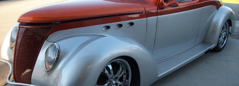 1936 Studebaker Custom Deluxe
