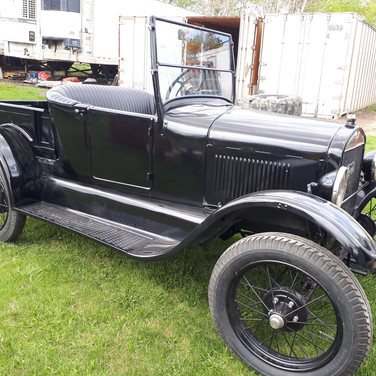 SOLD 1927 $6000 Ford Model T Truck