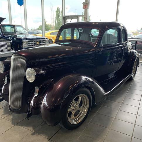 1936 Dodge Businessman Coupe