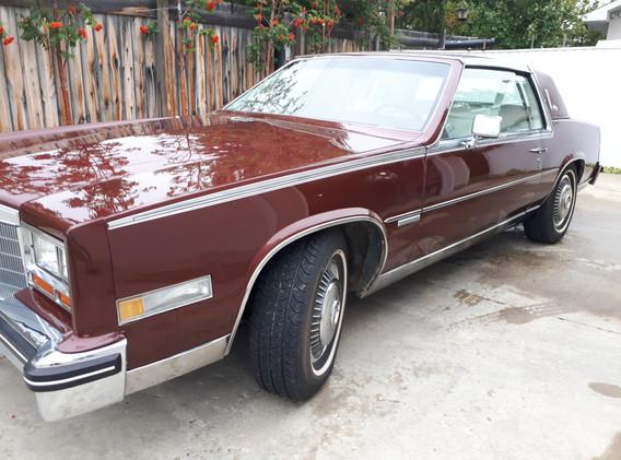 1981 Cadillac Eldorado Barritz