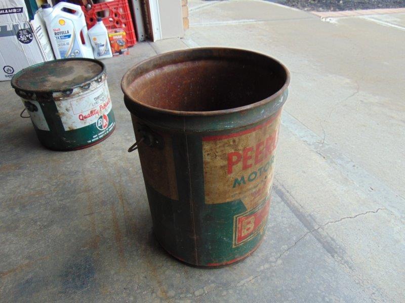 B/A 5 Gallon Oil Can