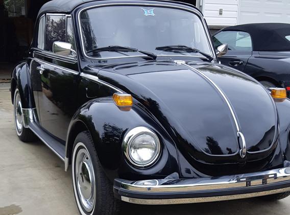 1978 Volkswagen Karmann Convertible