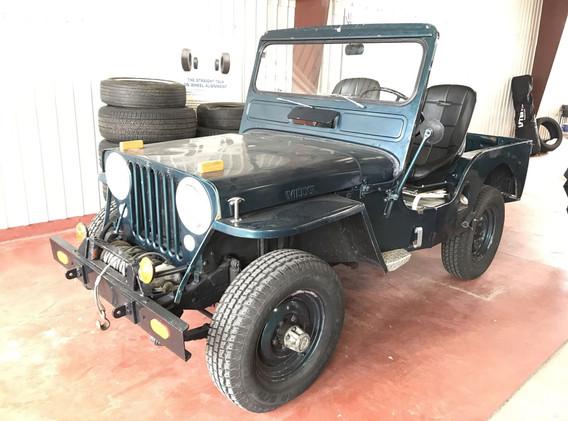 1951 Jeep Wrangler Classic