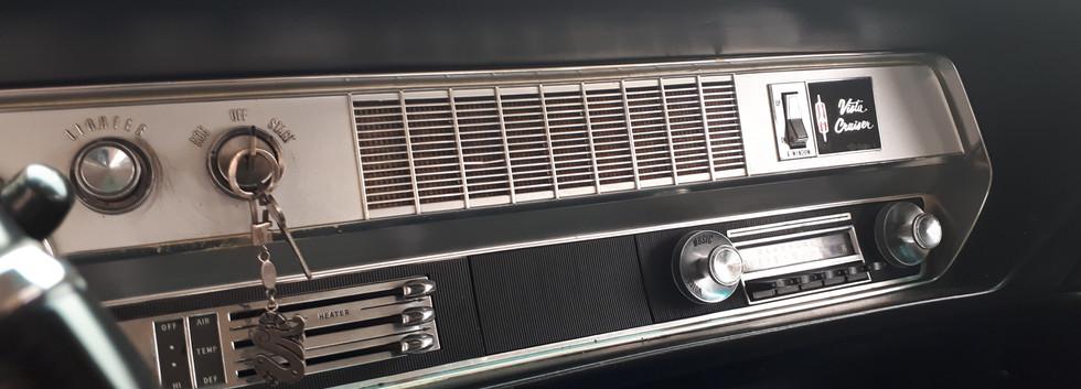 1966 Oldsmobile Vista Cruiser