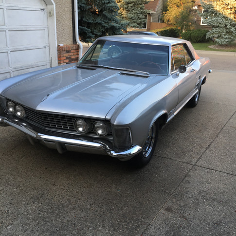 SOLD $9000 1963 Buick Riviera