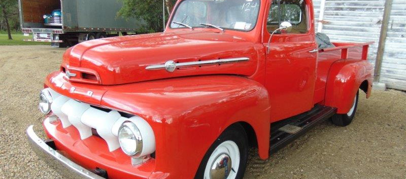 1952 Ford F2-3/4 Ton Stepside