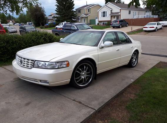 1998 Cadillac STS