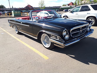 1962 Chrysler 300 Convertible