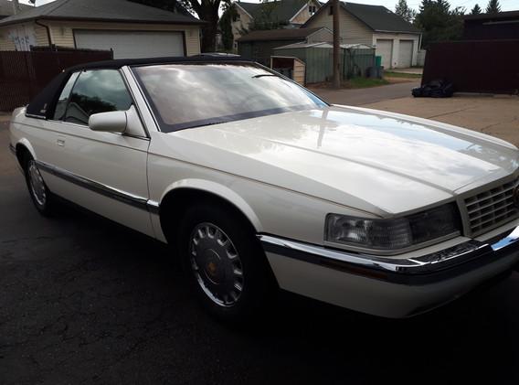 1994 Cadillac Eldorado Gold Edition