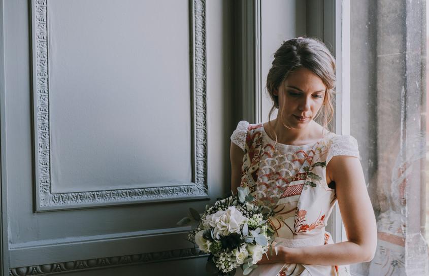 Cornaline - Robe de mariée Éphéméride
