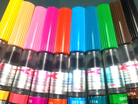 Color Brush Pentel