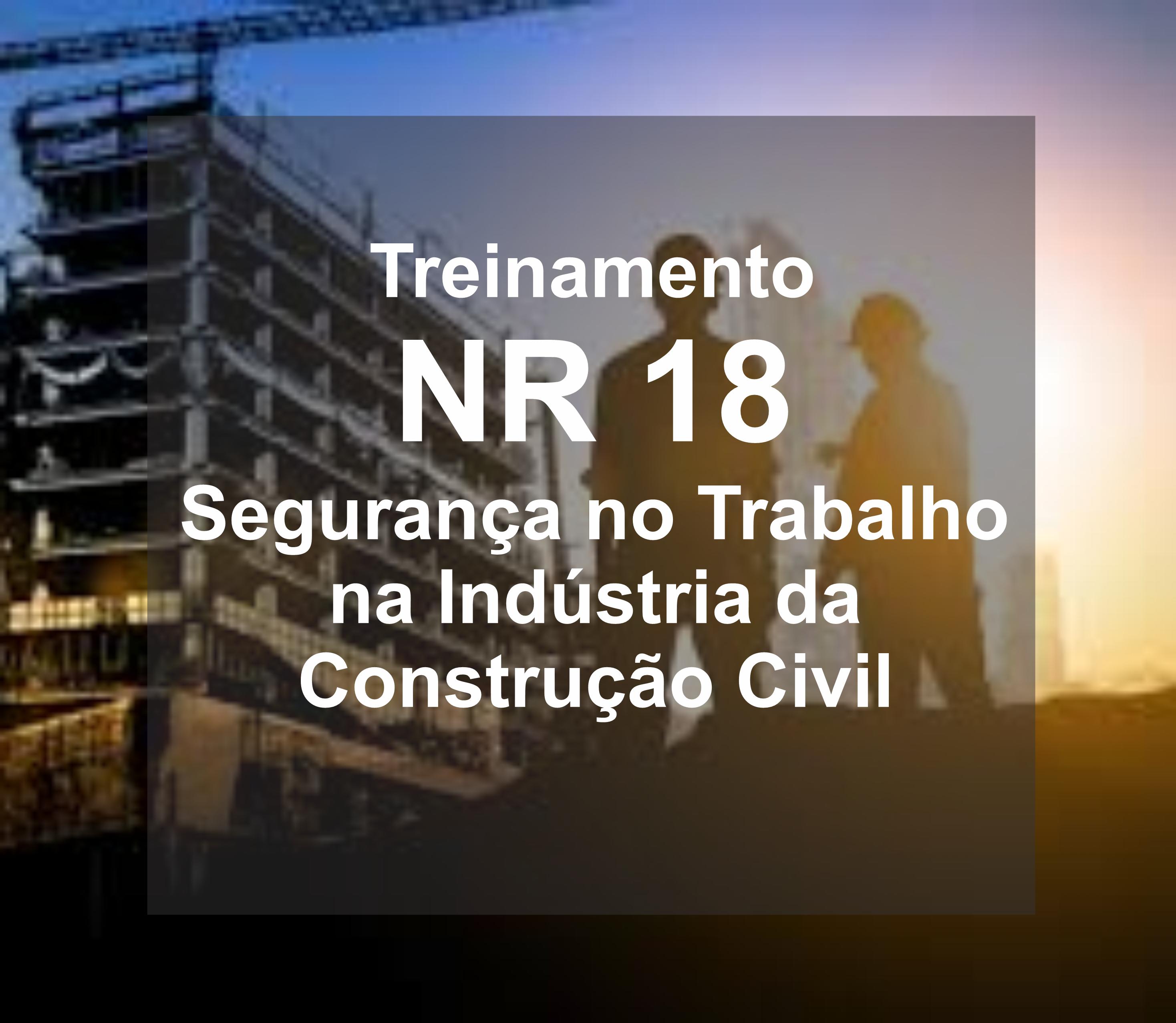 NR 18 Contrução Civil