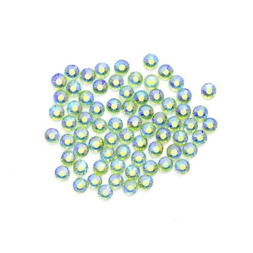 AB Green Crystals