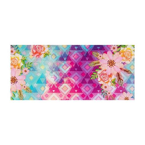 Foil Floral - GEOMETRIC ROSE