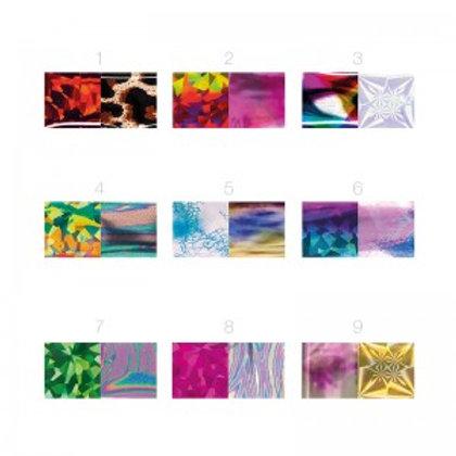 Foils DUO 2 x 2.5 x 100 cm