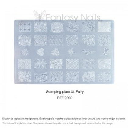 Plaques Stamping XL - FAIRY