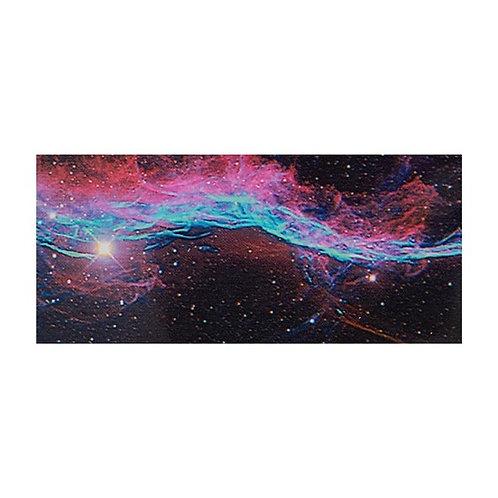 Foil Cosmos - BURGANDY