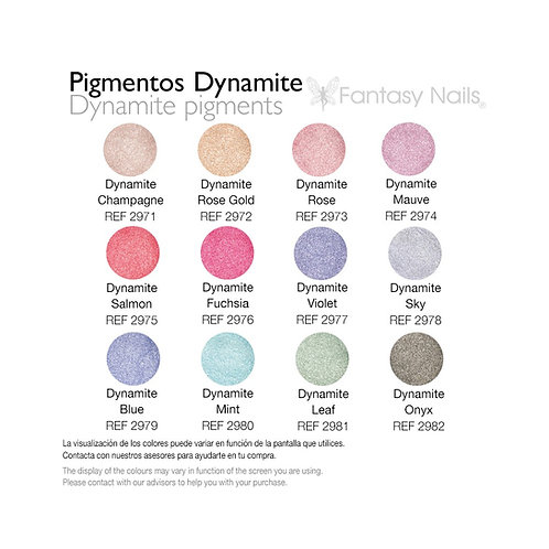 Pigments Dynamite, 1.5 gr
