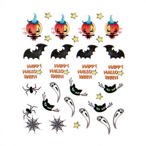 Sticker 3D halloween