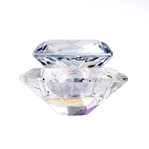 Fantasy Diamond - Dappendish en verre