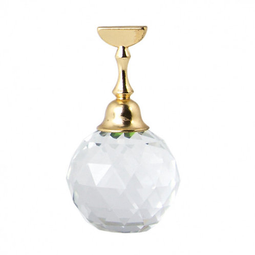 Crystal tip holder Round Disco Ball