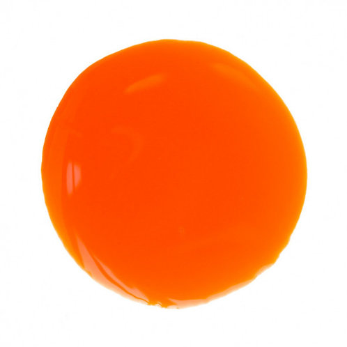 Gel Lacquer Neon Orange 15 ml