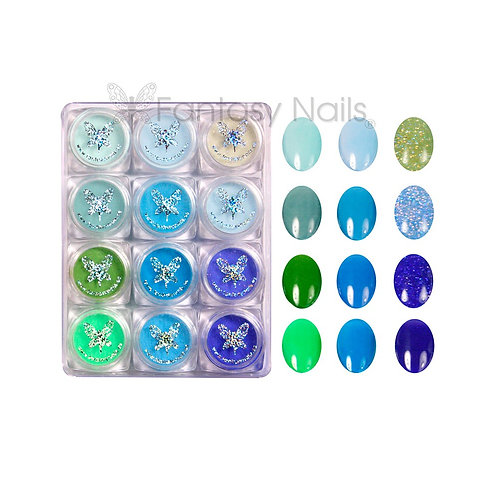 Kit couleur Artic Collection (12 x 3 g)