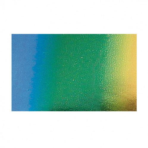 Foil BLUE-GREEN-GOLD