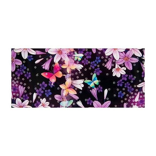 Foil Floral - DARK LILY