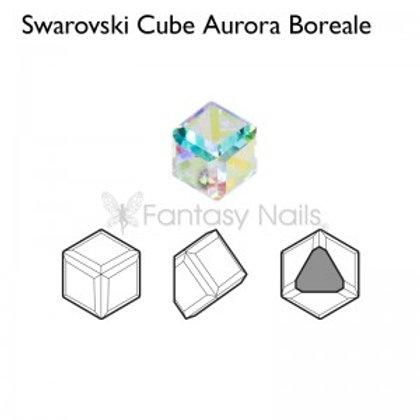 Swarovski Cube AB