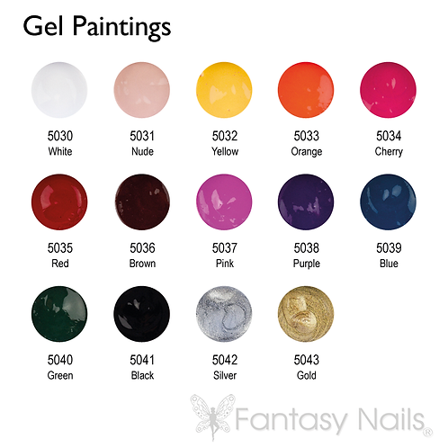 Prisma - Gel Painting 5 ml (UV / LED)