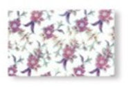 Foil LILAC FLOWER