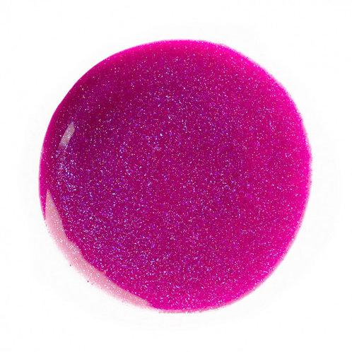 Gel Lacquer Glitter EL DIABLO, 15 ml