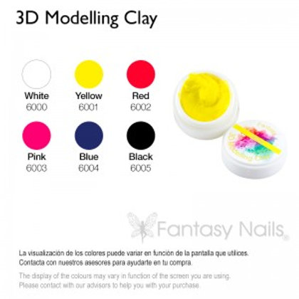 3D Modelling Clay