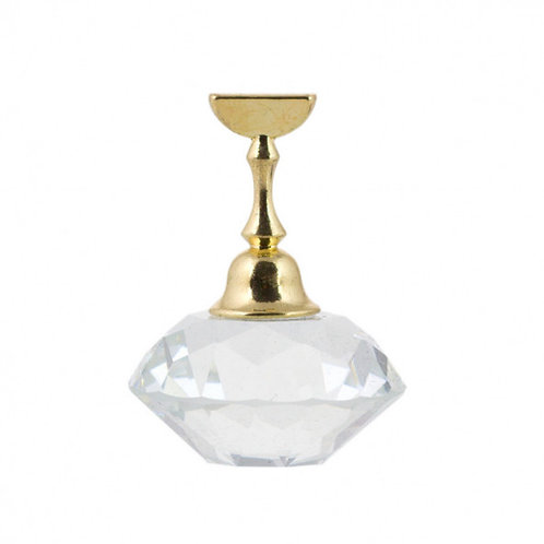 Crystal tip holder