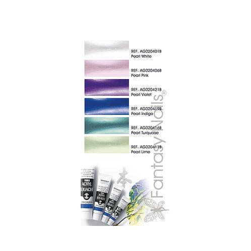 Peintures acryliques Turner - Pearl 20 ml