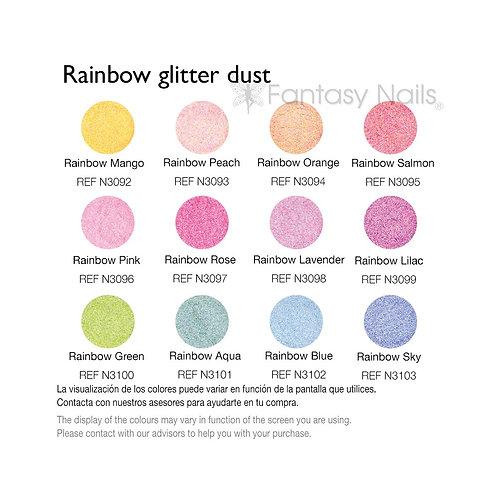 Rainbow Glitter Dust