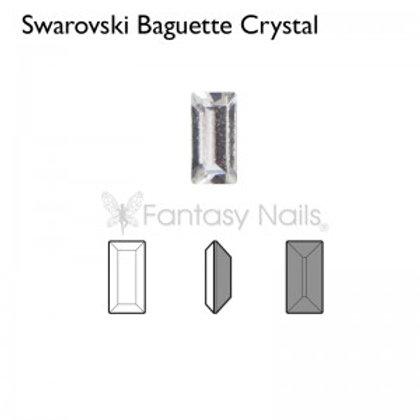 Swarovski Baguette Crystal