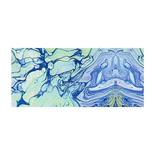Foil Cosmos - PASTEL GREEN